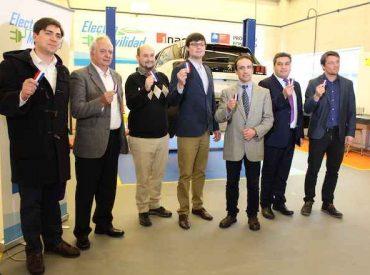 INACAP Osorno inaugura primer Laboratorio de Electromovilidad en la región