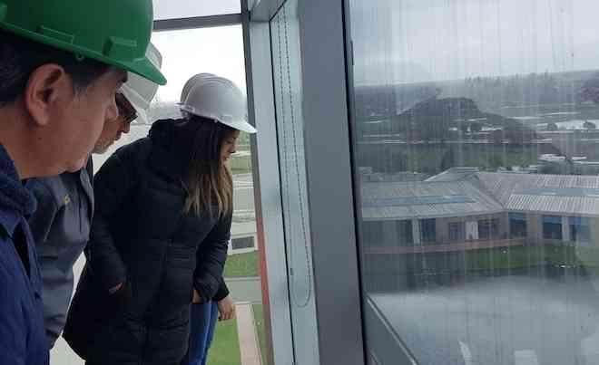 Seremi de Economía y Sernatur evalúa daños de los principales establecimientos turísticos tras tromba marina en Talcahuano