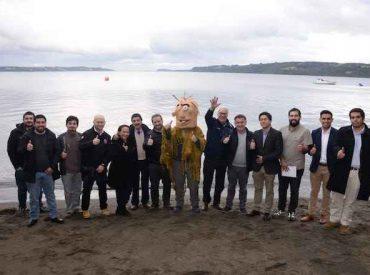 Autoridades lanzan Fondo para el Reciclaje Provincia de Chiloé 2019