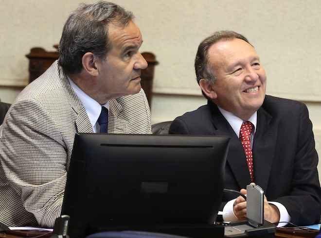 """Senador García Ruminot por Informe de Banco Central sobre Política Monetaria: """"Falta que el Congreso Nacional apruebe las reformas que ha enviado el presidente Piñera"""""""