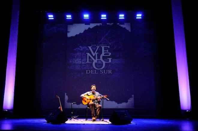 Alex Garrido lleva sus canciones a Valdivia