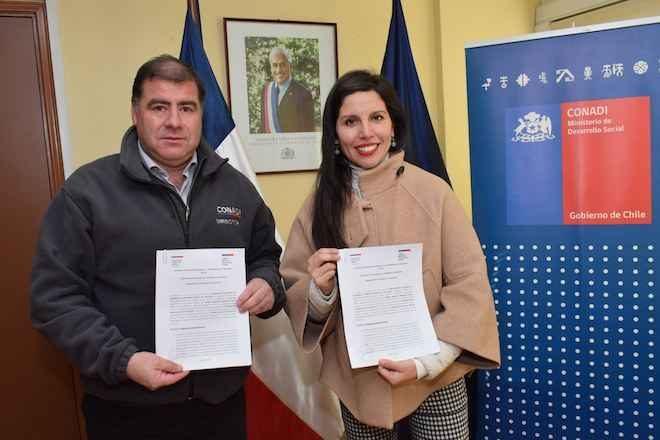 Convenio Gobernación y Conadi busca promover la enseñanza de las tradiciones ancestrales en la provincia de Valdivia