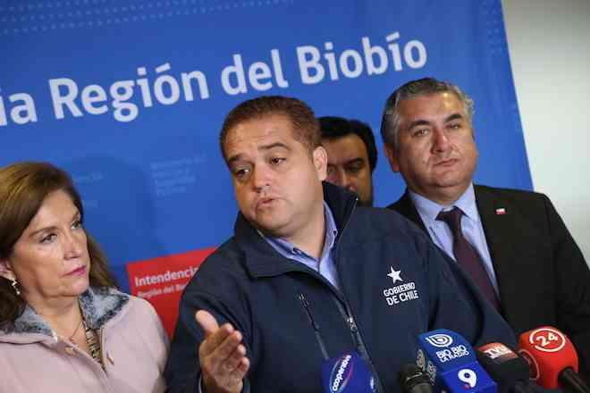 Intendente Giacaman entrega un nuevo balance sobre afectaciones tras evento meteorológico