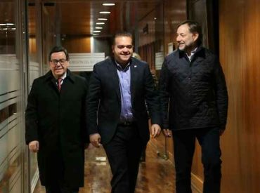 Intendente Giacaman anuncia estudio complementario para el metro de Concepción