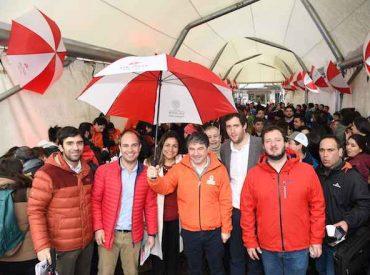 Lanzan actividades de invierno en Valdivia
