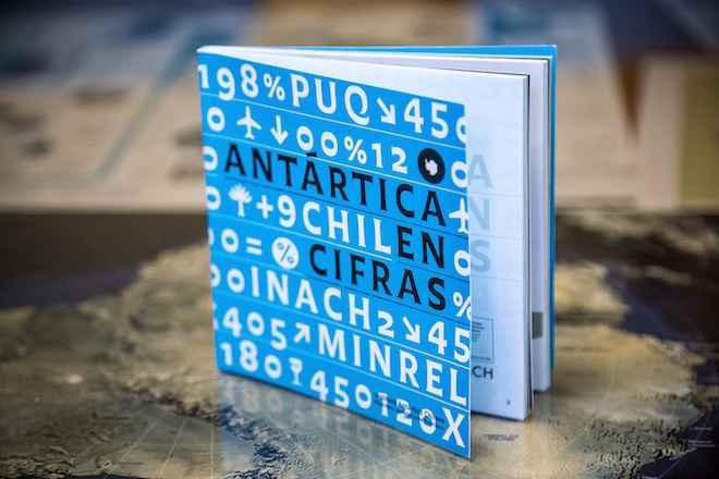 "INACH presenta libro ""Antártica en cifras"""