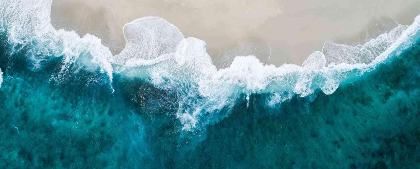 Océano, azul pero ácido