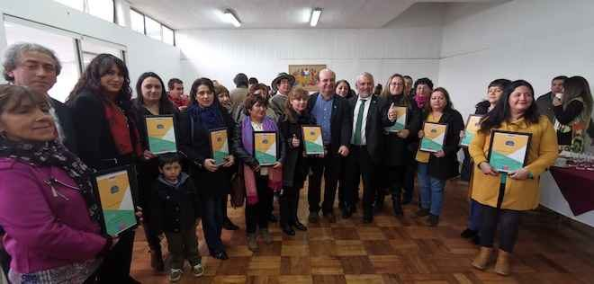 Sercotec premió a 80 comerciantes de la Región del Biobío