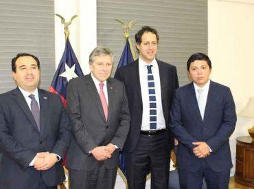 Diputado Urruticoechea solicita al titular de Defensa colaborar con las familias de la tragedia de Antuco