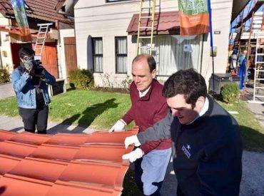 Más de 150 familias del Biobío ya han recibido subsidios para reparación de viviendas por daños causados por el tornado
