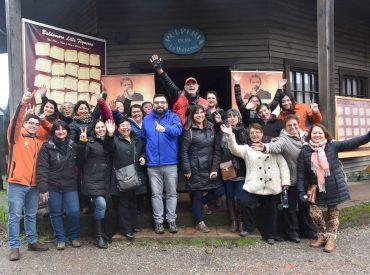 Mujeres chiguayantinas visitaron mina Chiflón del Diablo