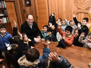 Intendente Asenjo destacó medidas concretas para avanzar en el Acuerdo Nacional por la Infancia