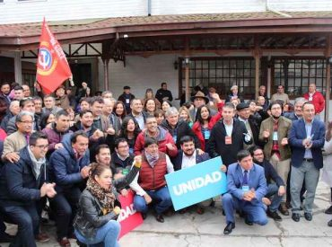 Lanzan nueva fuerza política: PC, PRO y Regionalistas en la Región del Biobío