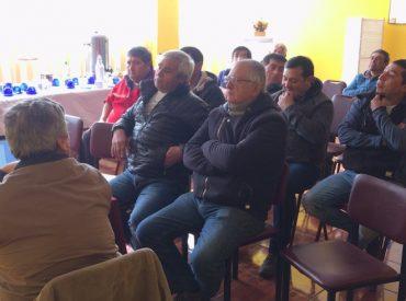 Capacitación en proyecto nodos de mejoramiento del sector pesquero artesanal en la VIII región