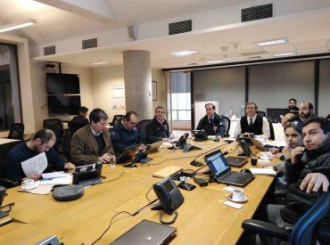 ONEMI actualiza y refuerza cursos de acción por sistema frontal entre las regiones de Ñuble y Araucanía