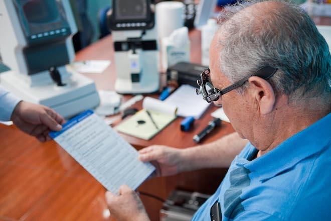 Operativo oftalmológico beneficiará a 270 personas que están en lista de espera en La Araucanía