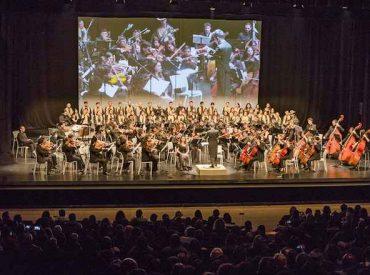 """Orquesta de la USS ofrecerá concierto """"Revolución Beethoveniana"""" en el Teatro Biobío este sábado 29"""