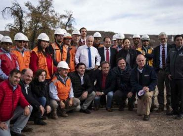 Gobierno presentó el Plan Nacional de Embalses, con prioridad para 26 obras ubicadas en nueve regiones, entre ellas La Araucanía