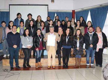 Profesionales de San Pedro de la Paz entregan  parte de sus conocimientos a los más vulnerables