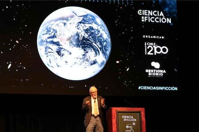 Talcahuano busca batir récord nacional con charla científica de José Maza