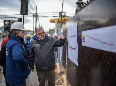 Proyecto del Minvu mejorará el estándar urbano del centro de Punta Arenas