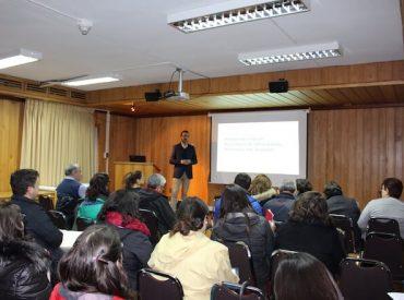 En la UACh se realizó reuniónsobre las potencialidades de generar una Red Chilena para la Resiliencia ante Desastres Naturales