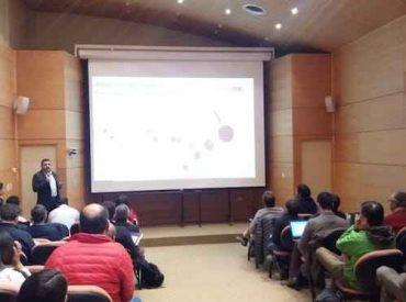 Rotulado de madera y sus alcances protagonizó seminario organizado por Cetma UdeC