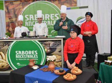 """Con """"Feria sabores ancestrales"""" municipio inicia celebración del We Tripantü en Temuco"""