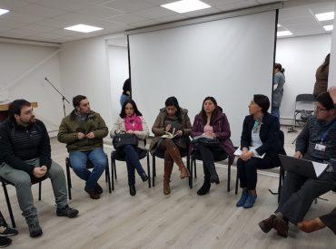Seremi de Salud y autoridades locales de Río Negro se reúnen para establecer protocolos ante casos de hepatitis a en la comuna