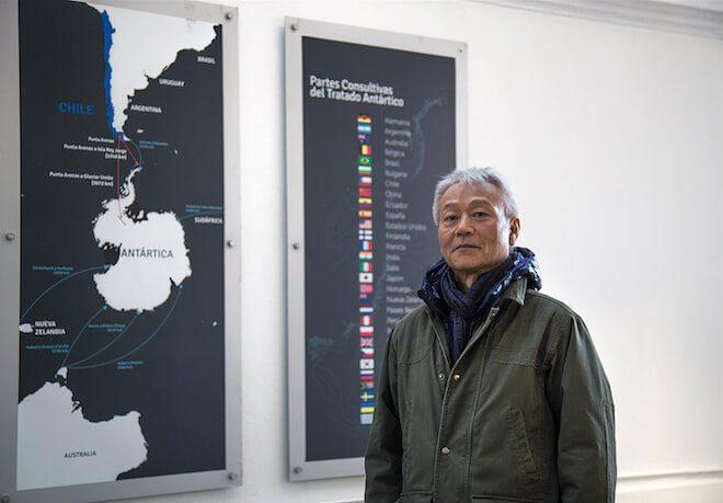 Centro de Cooperación Científica Antártica Chile-Corea recibe a su nuevo director