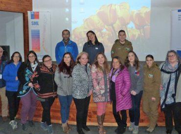 En Chile Chico se realizó Seminario que abordó la Violencia Extrema Contra las Mujeres