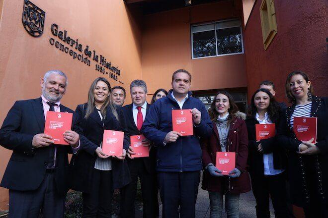 Intendencia Regional e INACAP presentan libroque guiará el desarrollo turístico en el Biobío