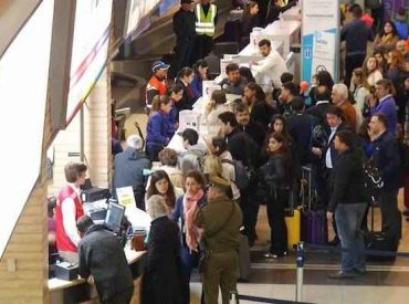 Más de 518 mil pasajeros prefirieron viajar en avión entre Concepción y Santiago, los cinco primeros meses del 2019