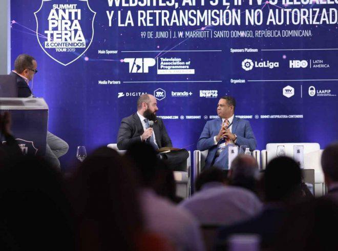 """""""La protección de la propiedad intelectual en el entorno digital"""", el foco del Summit Antipiratería en Chile"""
