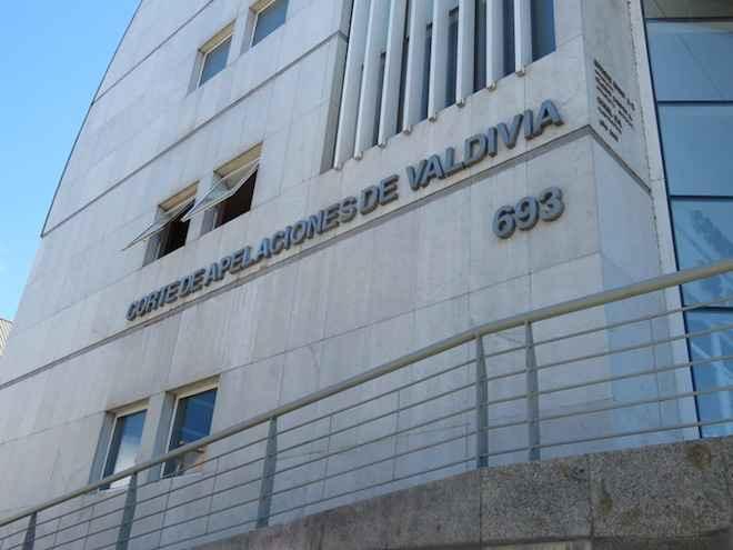 Corte de Valdivia confirma la prisión preventiva de imputado por femicidio frustrado