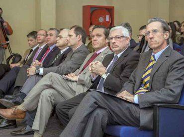 """Cuenta Pública de rector en sede Concepción: """"La Universidad San Sebastián es una palanca impulsora de movilidad social del país"""""""
