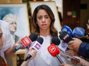 "Diputada Núñez (RN) cuestiona al presidente de la Cámara por negarse a rebaja parlamentaria: ""No es el jefe de la barra es el presidente de la Cámara de Diputados"""