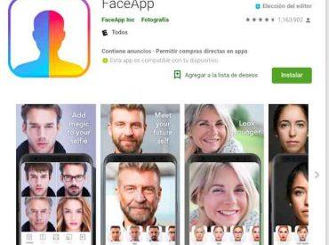 Al usar FaceApp entregas licencia perpetua e irrevocable para uso de contenidos, incluyendo tu nombre, señala CPLT