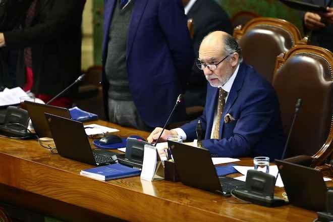 """Presidente de la Cámara tras explosión en Comisaría advierte déficit en inteligencia policialy reitera necesidad de """"agenda integral"""""""