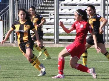 Biobío definió a representante fútbol femenino para Juegos de La Araucanía