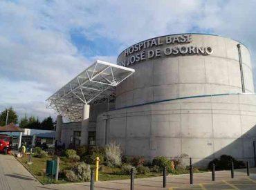 Comunicado Hospital Osorno frente a contingencia del agua: «La potabilidad del agua en ningún momento se ha visto alterada»