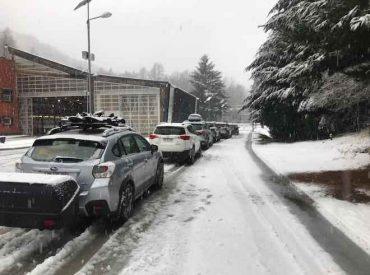 Confirman cierre provisorio del paso Huahum por nevazones