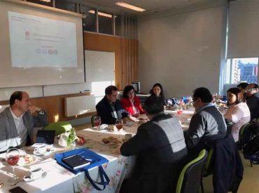 Puertos de Talcahuano participó de consejo consultivo de IP Virginio Gómez