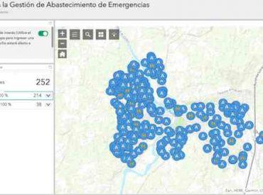 ESSAL elabora mapa georreferenciado con puntos de abastecimiento de agua para Osorno