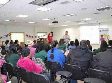 Fundación Integra realiza 1er Encuentro de Familias Migrantes en Provincia de Biobío