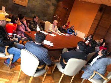 Municipio de Osorno sigue abasteciendo de agua apta para el consumo humano los 71 estanques comunitarios que tiene distribuidos en la ciudad