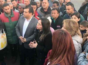 """Presidenta de la Comisión de Gobierno Interior reitera emplazamiento al presidente Piñera por migrantes en zona fronteriza y cita a sesión especial por """"grave situación humanitaria"""""""