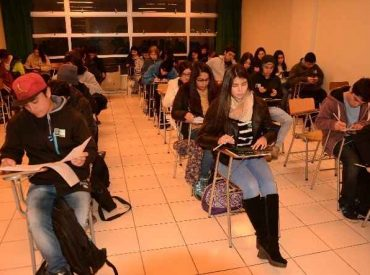 UST abrió inscripciones para el ensayo gratuito de la PSU vespertino