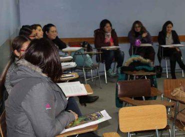 50 cupos de capacitación ofrece SENCE Los Ríos para personas que buscan reinsertarse en el mundo laboral