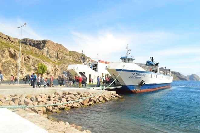 En octubre Los Torreones SpA comienza a operar con nuevo contrato de transportes en Lago General Carrera